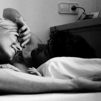 Ele cuidava dela como se fosse parte dele